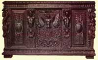 Genial French Renaissance Furniture   Chest