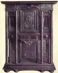 Ordinaire French Armoire