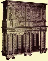 Furniture Styles the louis xiii style - rubens and flemish influence