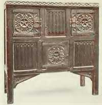 Gothic Furniture Style Characteristics And Typical Pieces