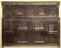 Jacobean Furniture Cabinet