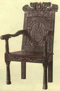 Jacobean Furniture Style Pieces And Ornamentation