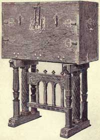 Spanish Furniture Gothic And Renaissance Periods