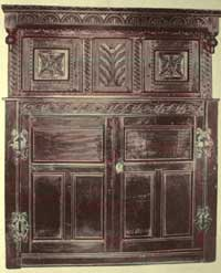 Stuart Furniture Cabinet