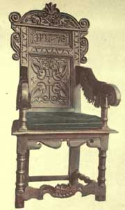 Exceptional Stuart Furniture Chair
